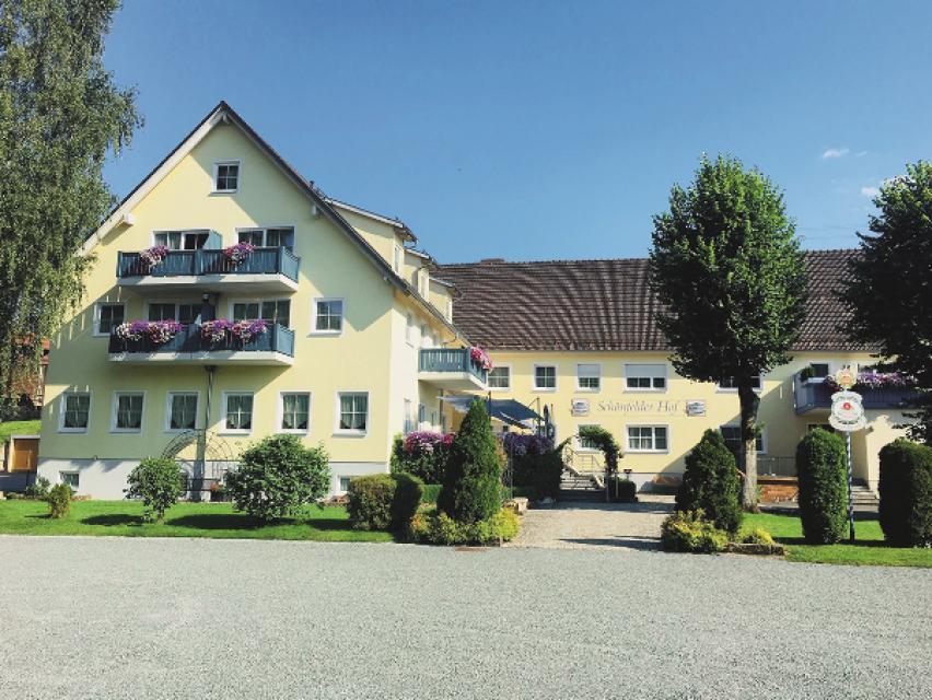 Landhaus Schönfelder Hof
