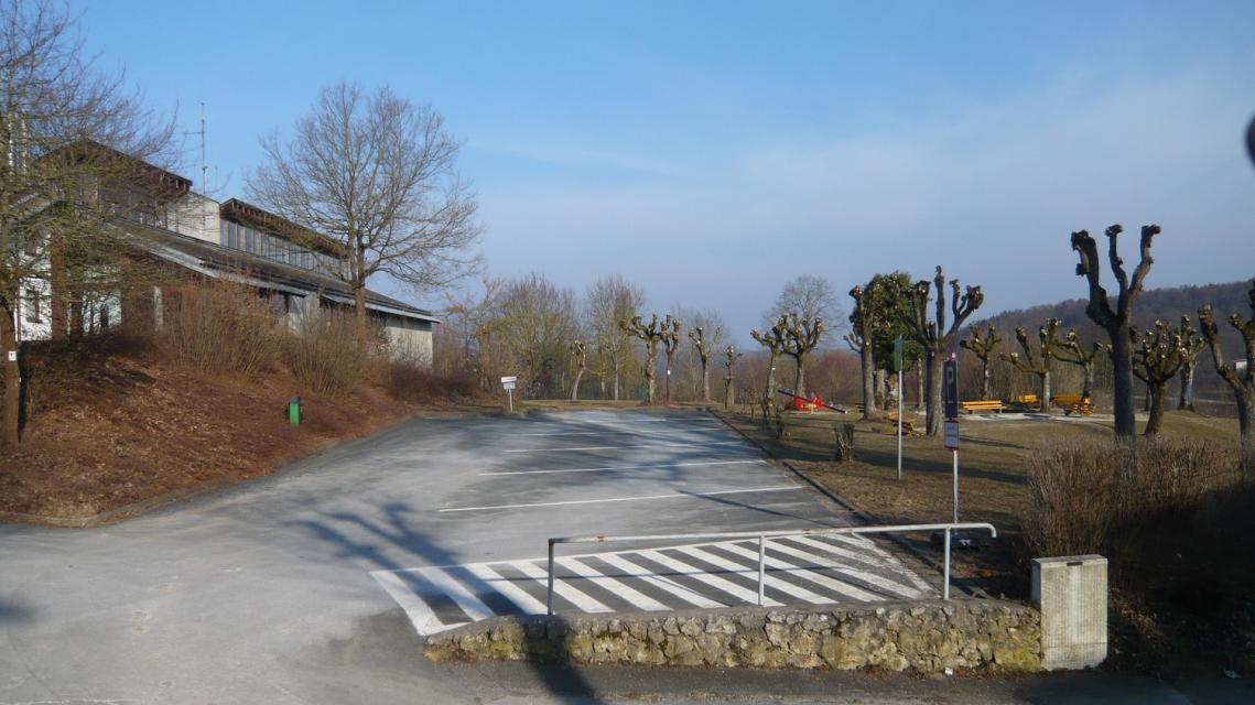 Wohnmobilstellplatz Gößweinstein