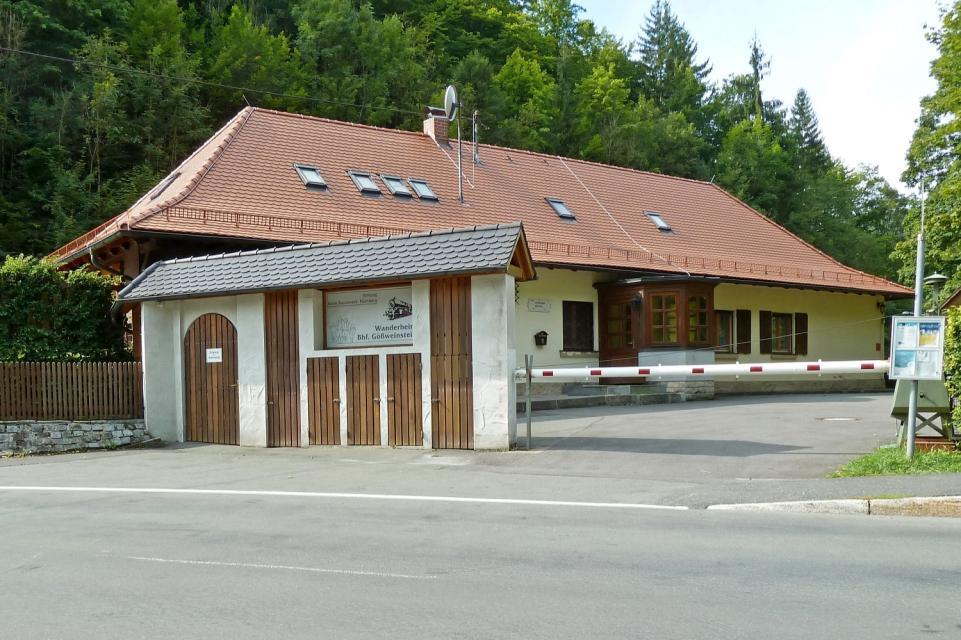 Freizeithaus Gößweinstein