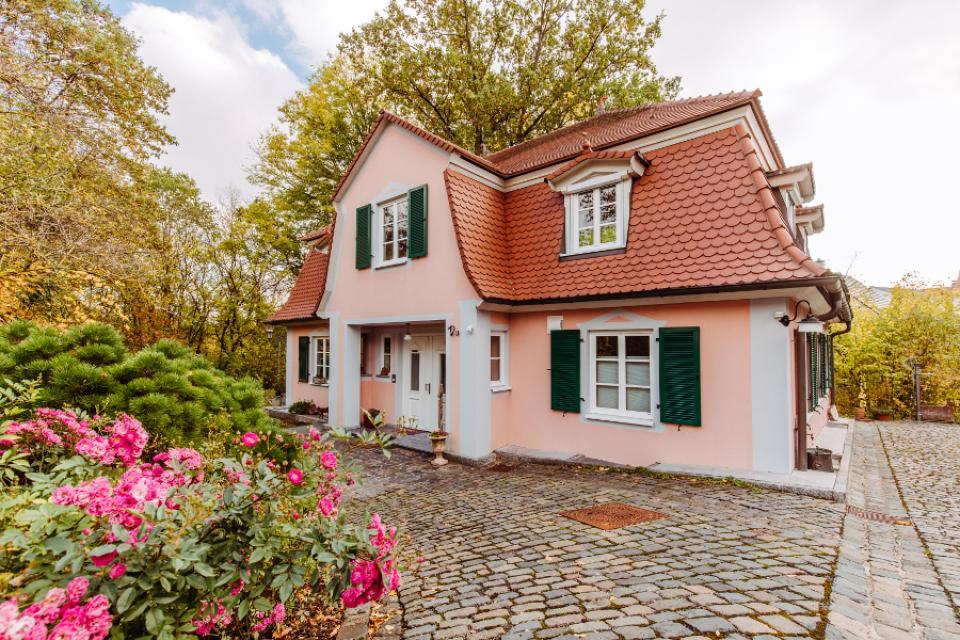 Das Haus am Schlehenbach