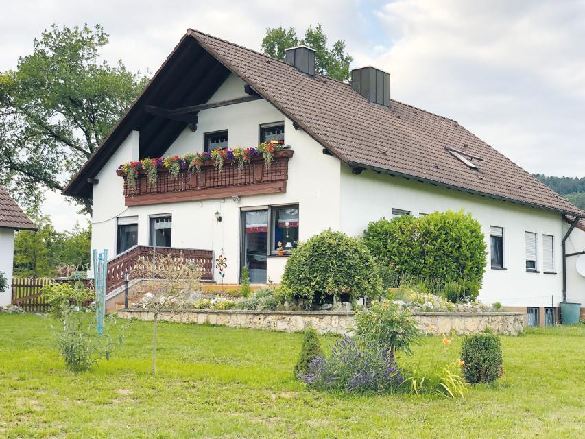 Ferienwohnung Haus Naturblick