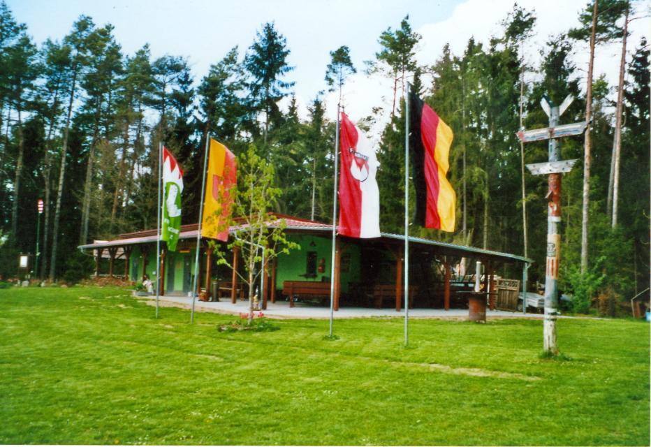 - Zeltplatz Waldesruh