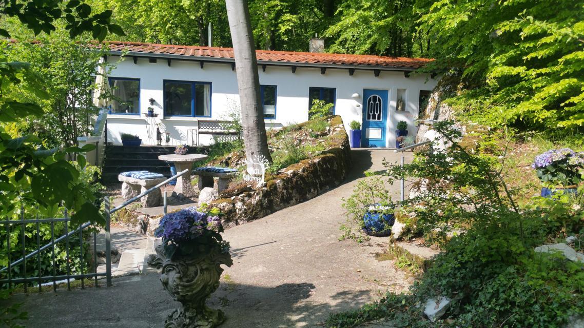 - Ferienhaus Blaumeise Tiefenellern