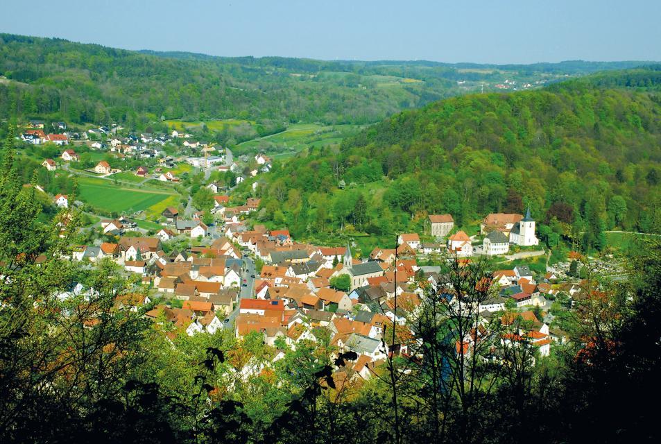 Ebermannstadt -  Unterleinleiter