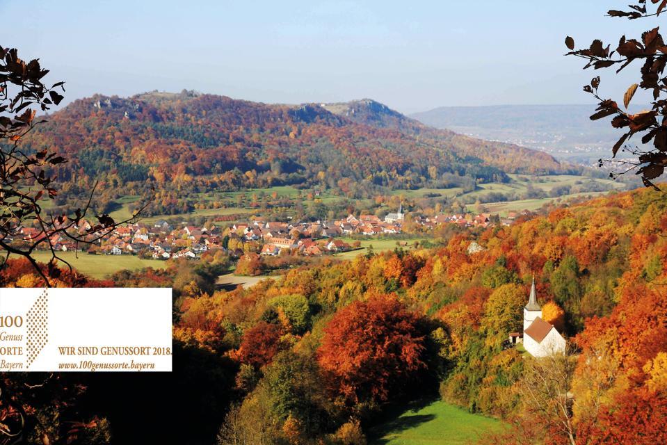 Fränkische Genießerland - Rund ums Walberla