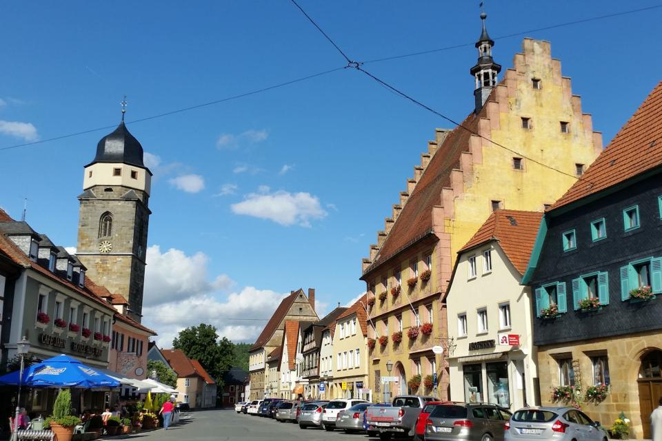 - Stadt Weismain