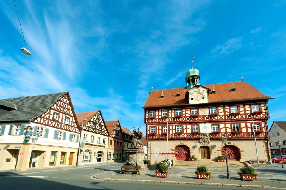 - Franken-Tourismus/Bad Staffelstein/Hub