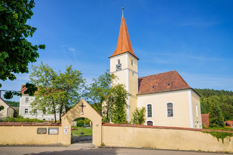 St. Willibald Fürnried - ©Stephan Böhm