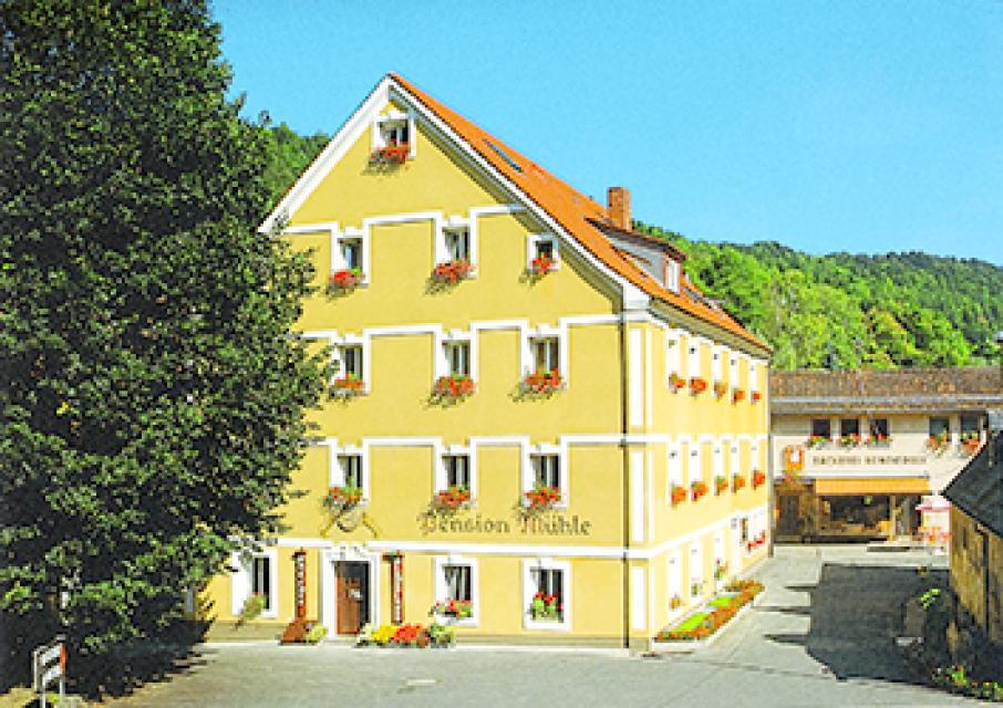 Familienwoche der Pension Mühle