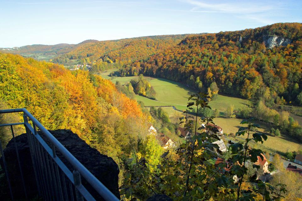 """Wanderwoche """"Herbstromantik Fränkische Schweiz"""""""