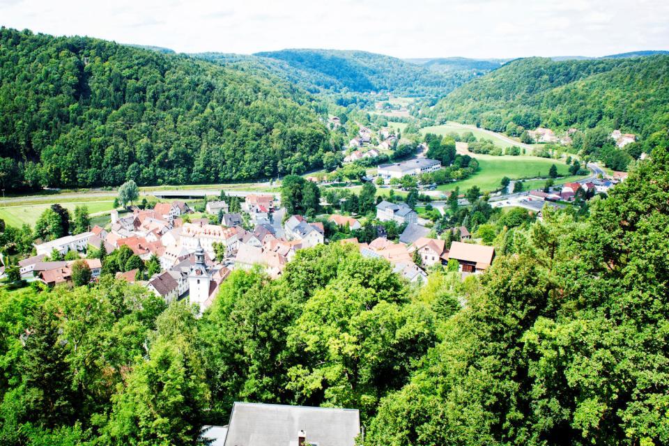 4 Tage Wandern in Muggendorf und erholen