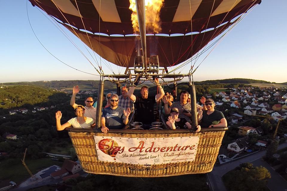 Ballonfahrten Sky Adventure