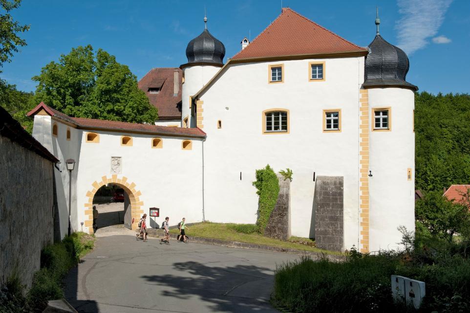 Schloss Unteraufseß