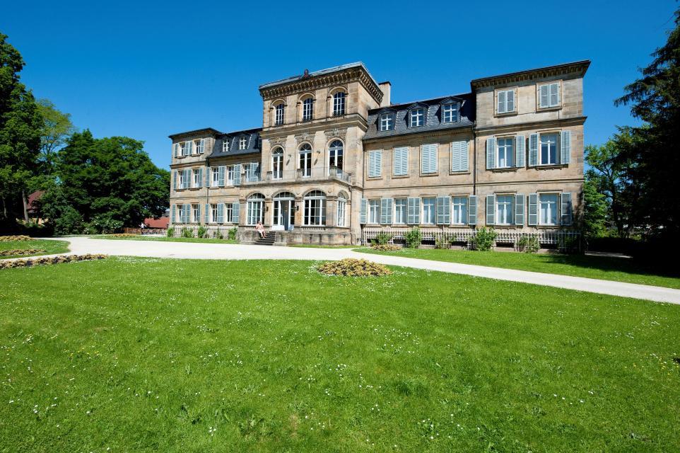 Schloss Fantaisie mit Gartenkunst-Museum & Schlosspark