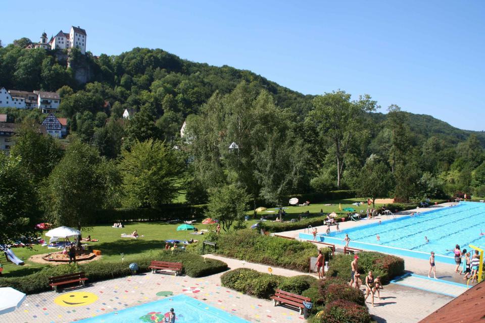 Freibad Egloffstein