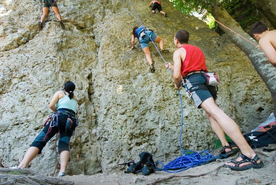 Kletterschule Frankenjura