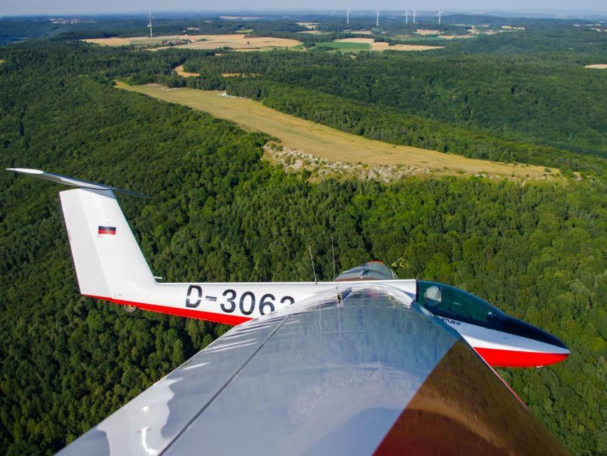 Fluggelände Luftsportverein Hirschaid