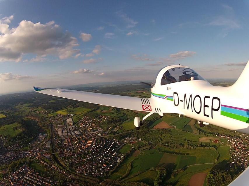 - Oliver Berner Flugsportverein Pegnitz e.V.