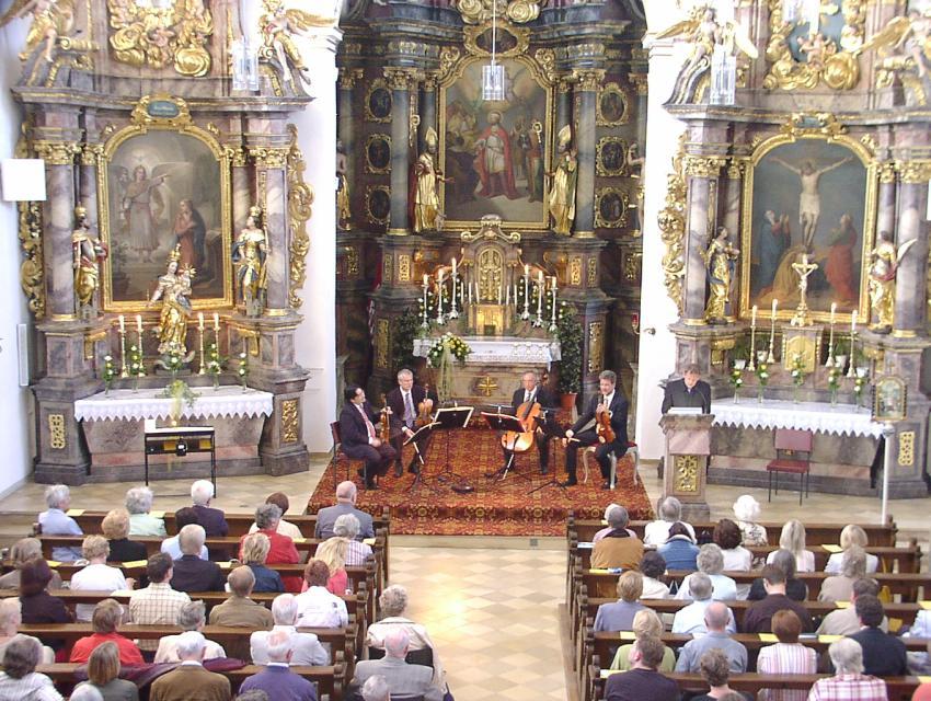 Pfarrkirche St. Wenzeslaus