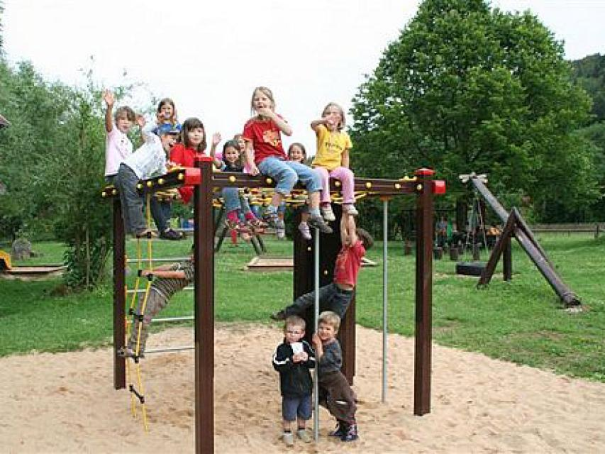 Kinderspielplatz Egloffstein