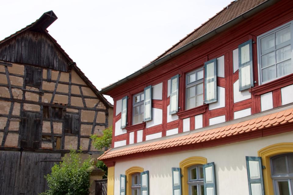 Fachwerkhäuser Lohndorf