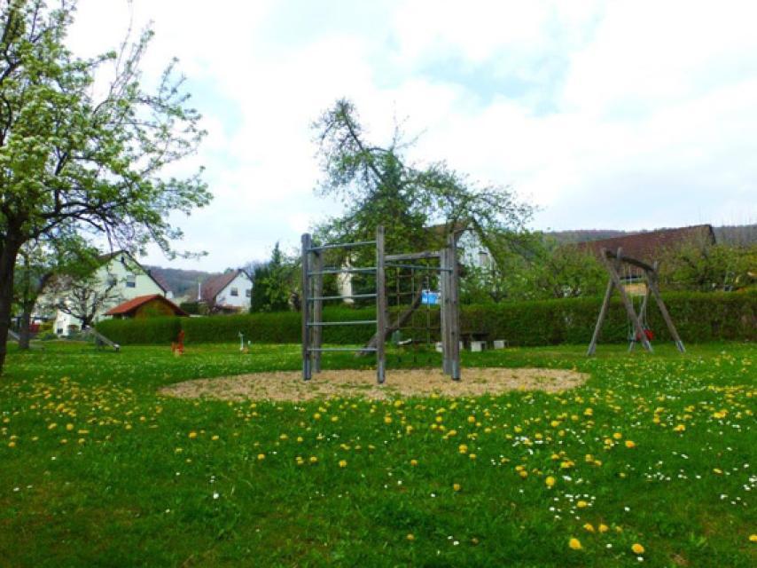 Kinderspielplatz Wannbach