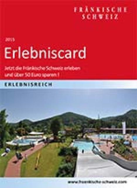 ErlebnisCard Fränkische Schweiz