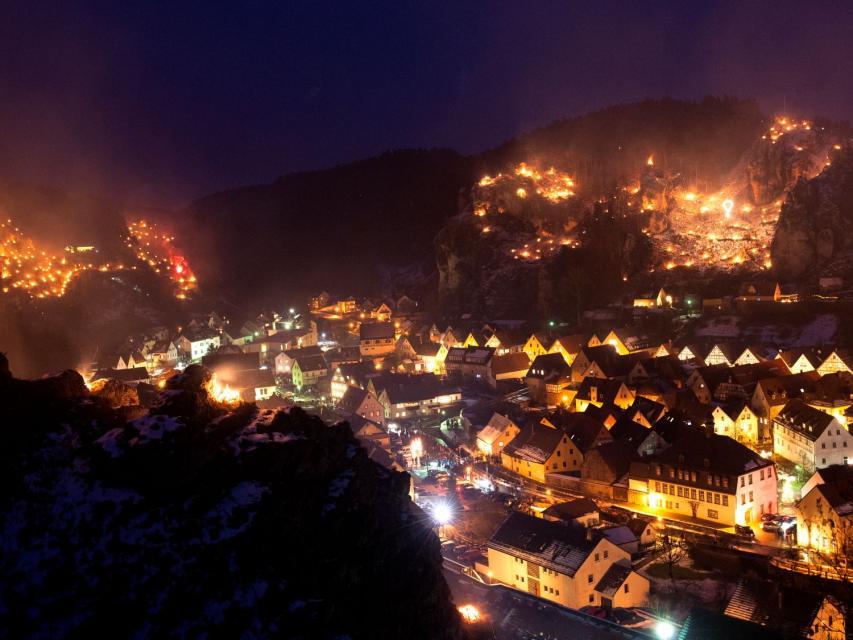 Beschluss der Ewigen Anbetung in Pottenstein