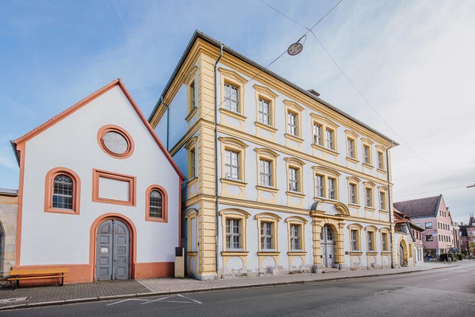 Fürstbischöfl. Amtshaus