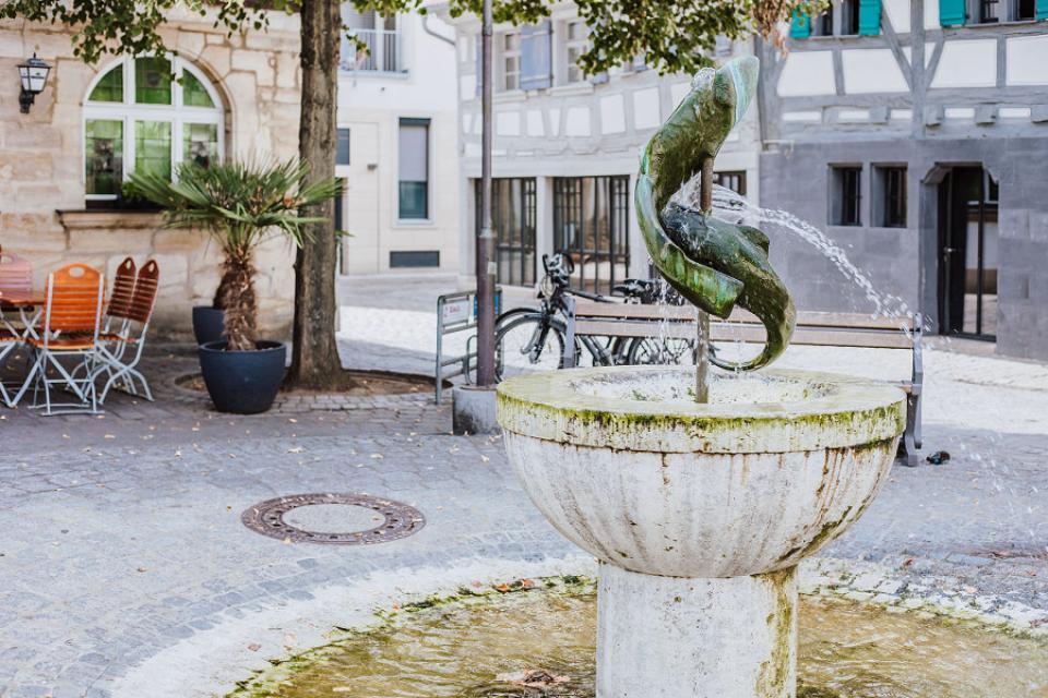 Forellenbrunnen