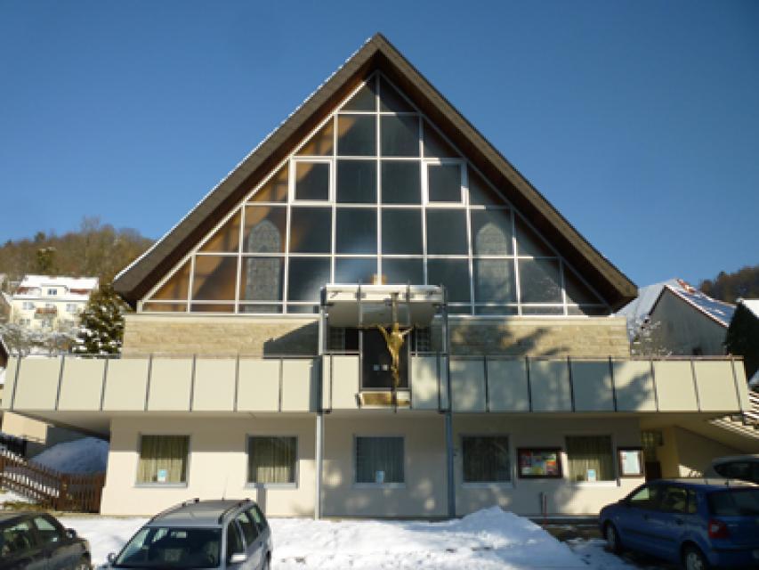 Katholische Filialkirche Auferstehung Christi