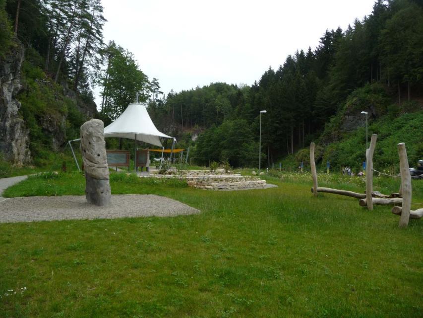 Erlebnisspielplatz am KIZ Obertrubach
