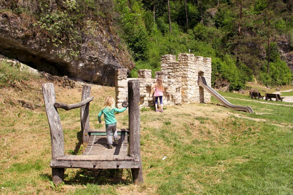 Erlebnisspielplatz KIZ Obertrubach