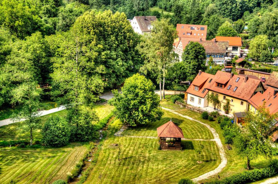 Kurgarten Egloffstein