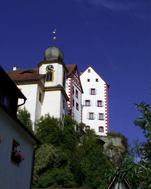 Kirche Egloffstein