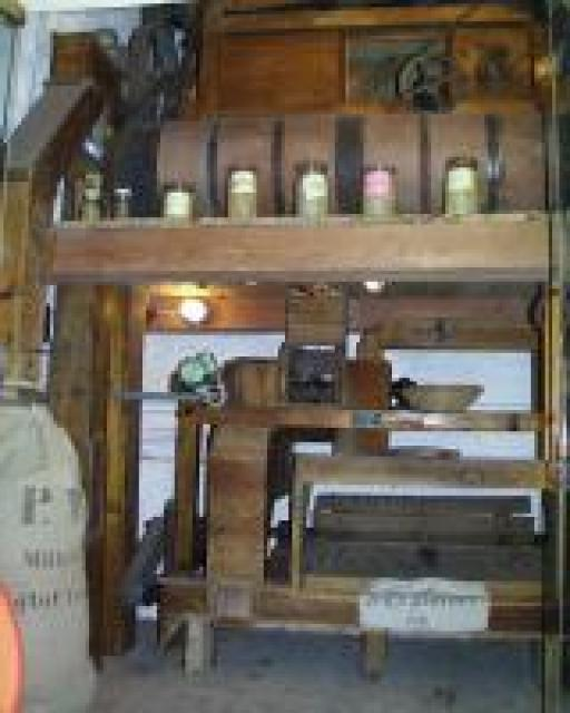 Kleines Mühlenmuseum in Egloffstein