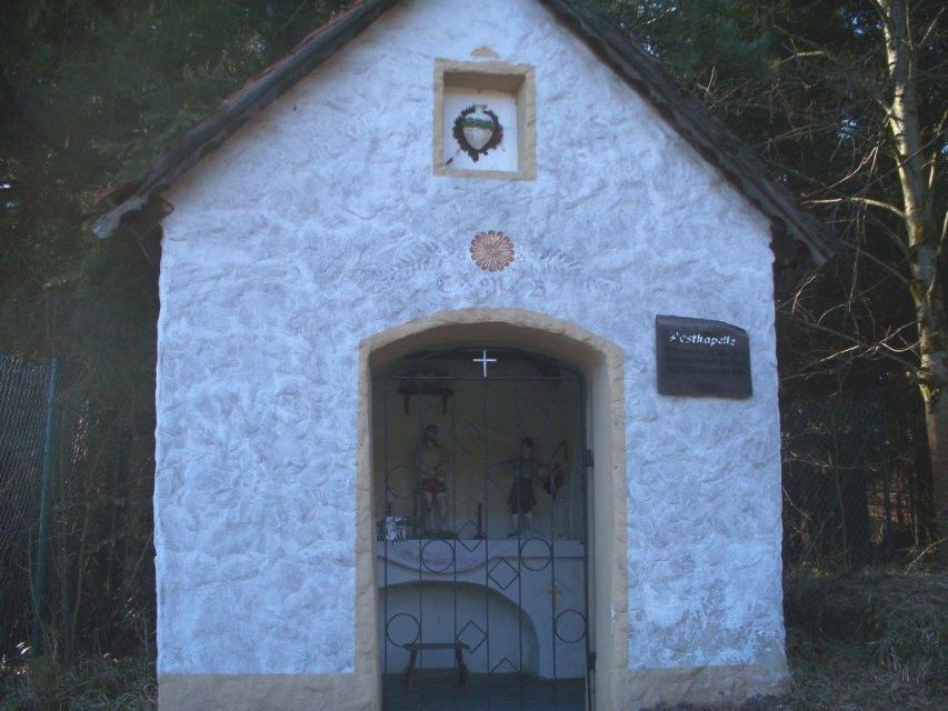 Pestkapellen in Obertrubach und Bärnfels