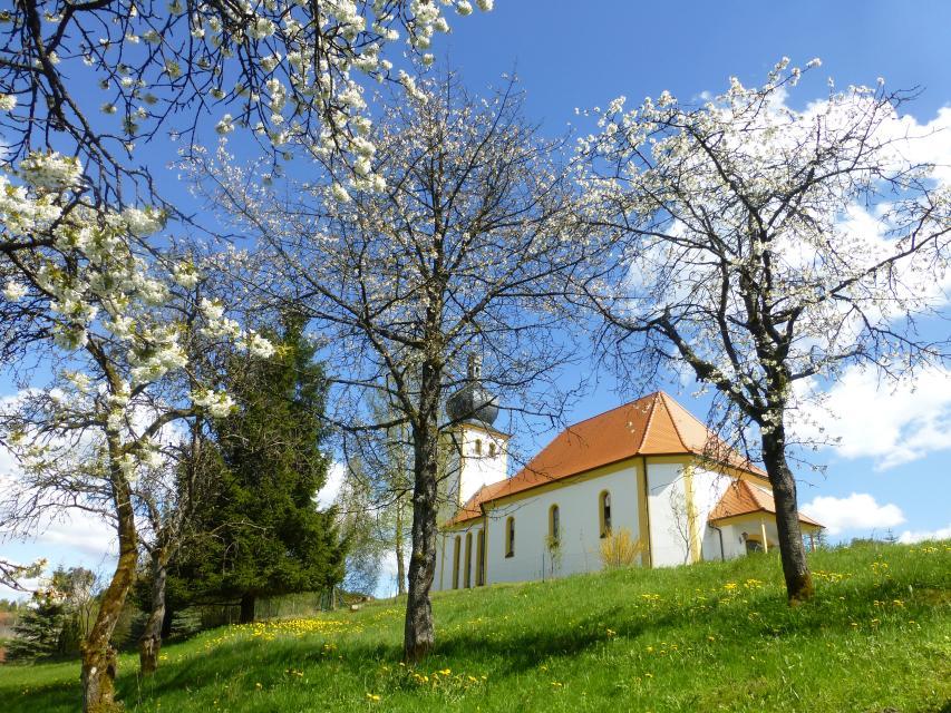 Kirche Maria Schnee Bärnfels