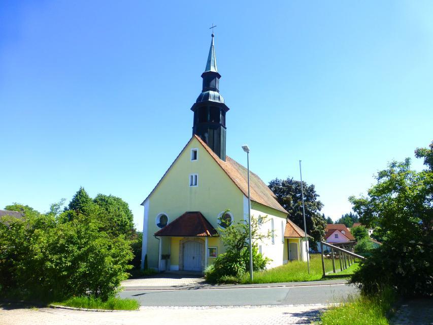 Kirche Maria Himmelfahrt Geschwand