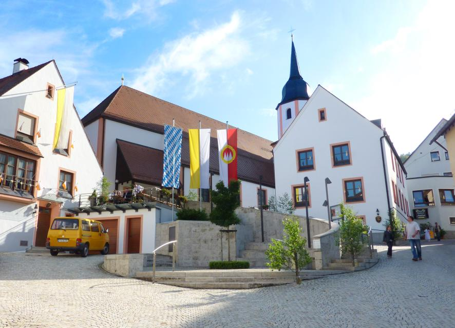 Kirche St. Laurentius Obertrubach