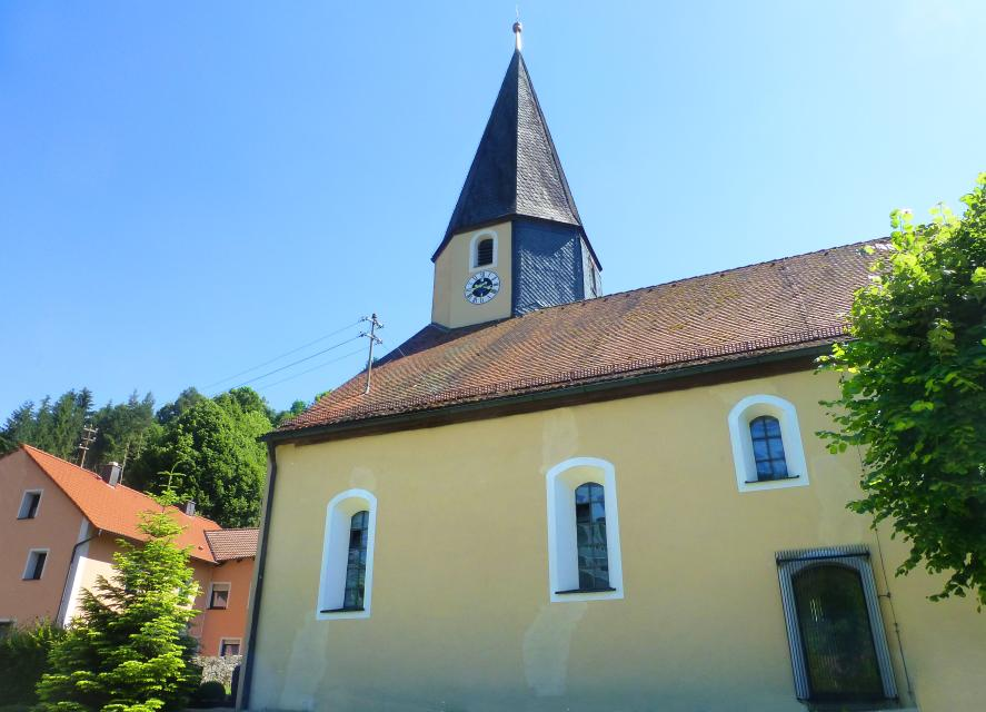 Kirche St. Felicitas Untertrubach