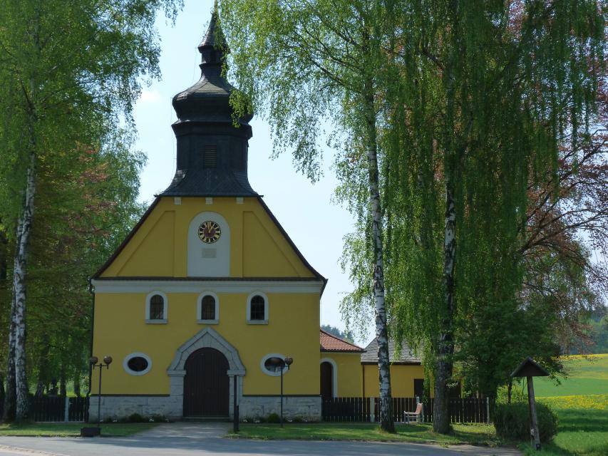 "Filialkirche ""St. Marien"" in Wohlmuthshüll"
