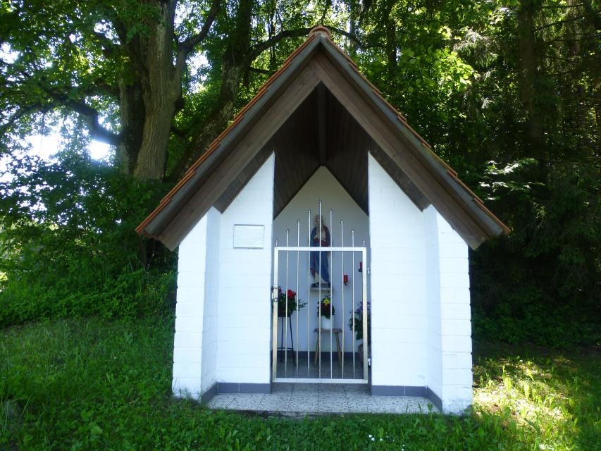Feldkapelle in Herzogwind