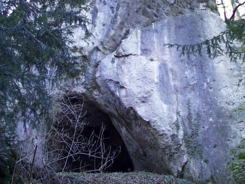 Frauenhöhle