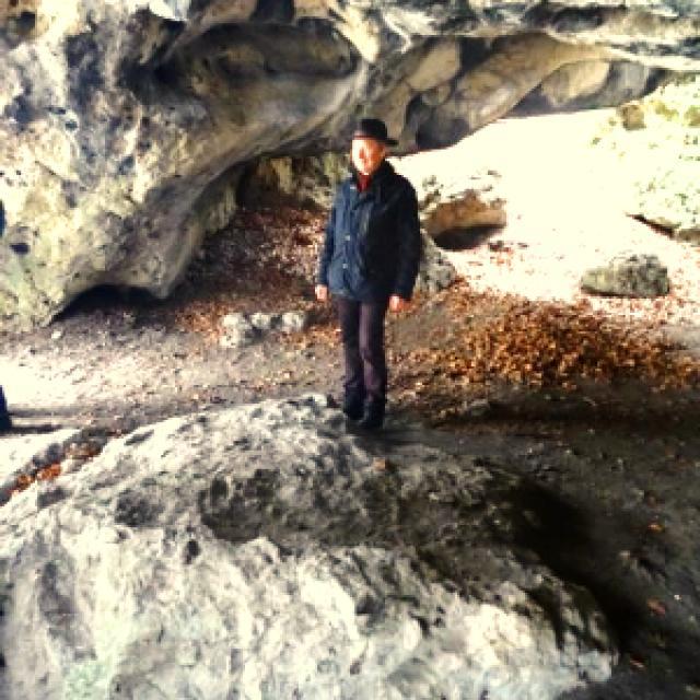 Reibertshöhle Bärnfels