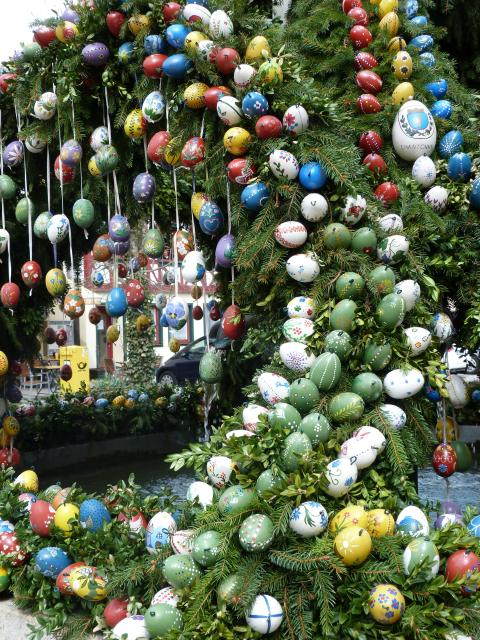 Ostern in Ebermannstadt