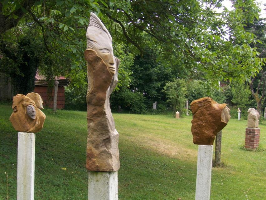 Skulpturengarten Hundshaupten