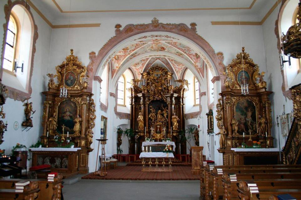 "Wallfahrtskirche ""St. Salvator"""