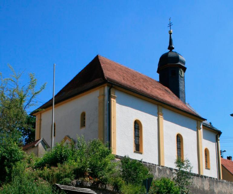 St. Laurentius, Drosendorf