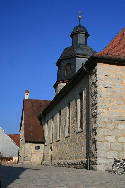 St. Johannes der Täufer, Hochstahl